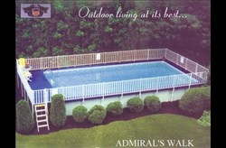 Raleigh Buster Crabbe All Resin Above Ground Pools Factory